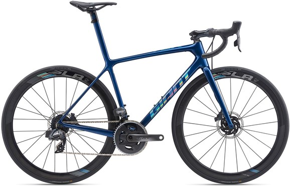 Giant TCR Advanced SL 1 Disc 2020 - Road Bike