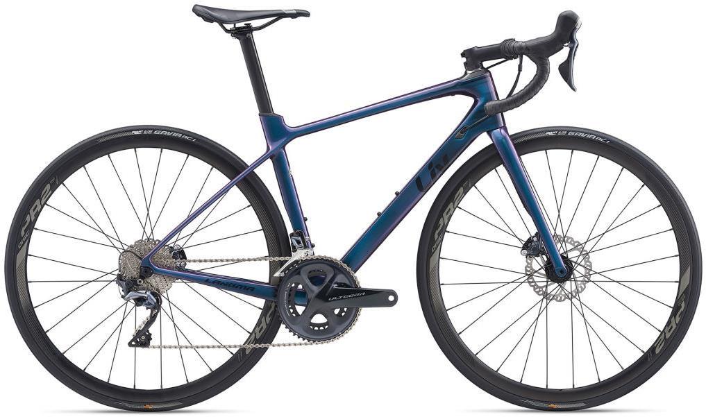 Liv Langma Advanced 1 Disc Womens 2020 - Road Bike | Road bikes