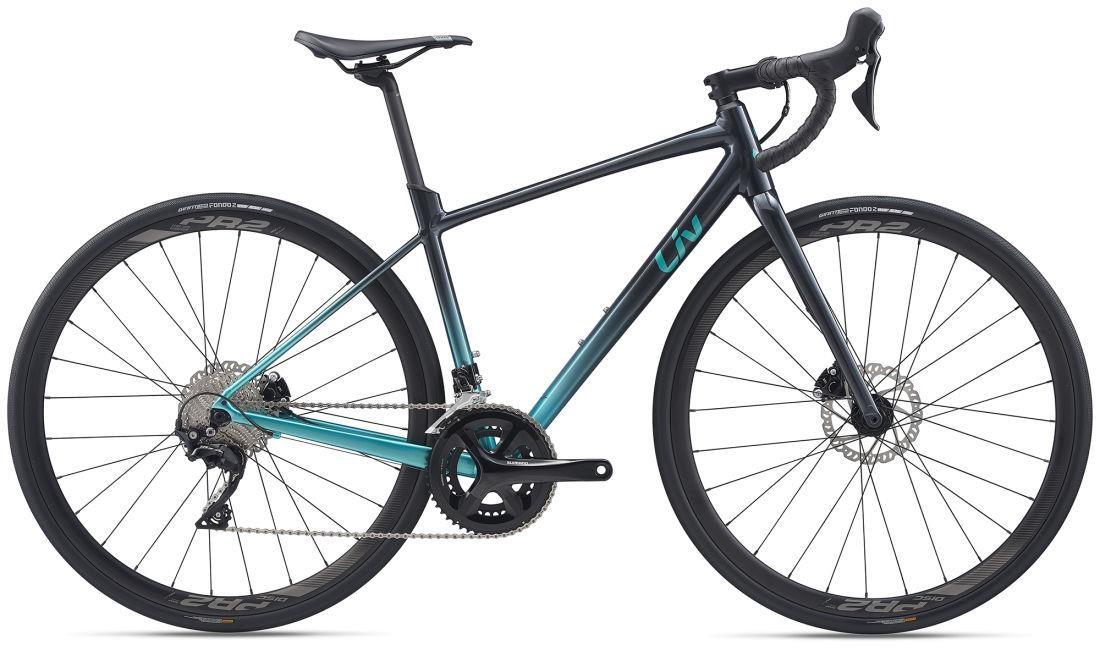 Liv Avail AR 1 Womens 2020 - Road Bike | Racercykler