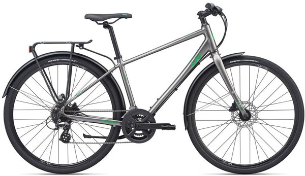Liv Alight 2 City Disc Womens 2020 - Hybrid Sports Bike
