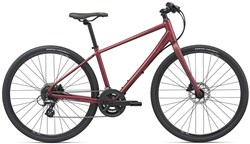 Product image for Liv Alight 2 Disc Womens 2020 - Hybrid Sports Bike
