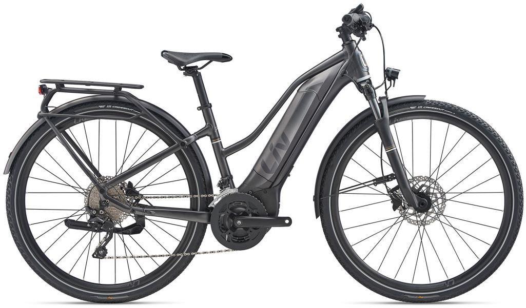 Liv Amiti-E+ 1 Womens 2020 - Electric Hybrid Bike | City