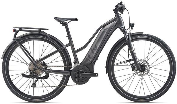 Liv Amiti-E+ 1 Womens 2020 - Electric Hybrid Bike