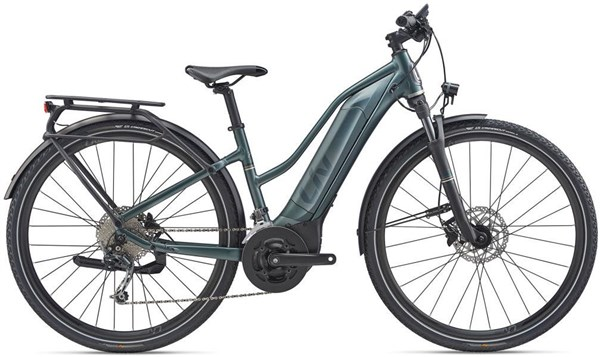 Liv Amiti-E+ 2 Womens 2020 - Electric Hybrid Bike