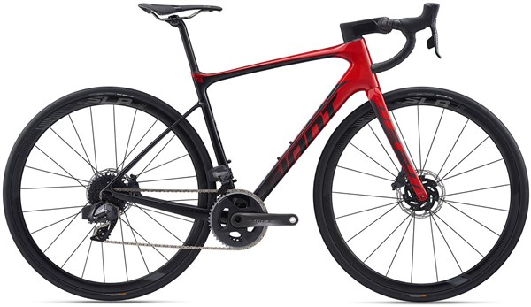 Giant Defy Advanced Pro 1 2020 - Road Bike