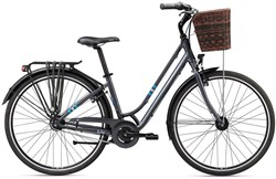 Product image for Liv Flourish 1 Womens 2020 - Hybrid Classic Bike