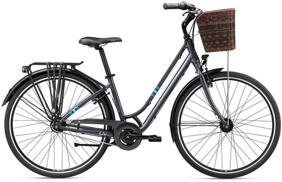 Liv Flourish 1 Womens 2020 - Hybrid Classic Bike