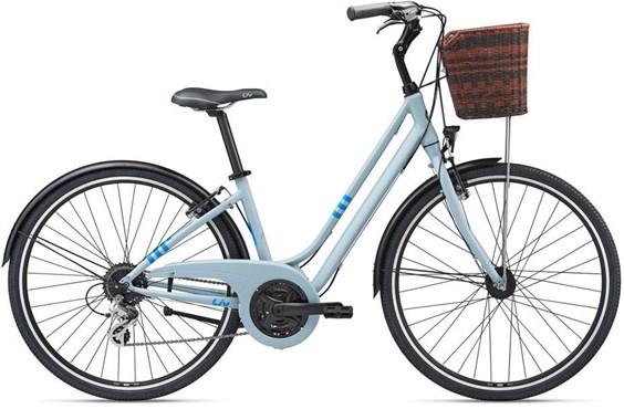 Liv Flourish 2 Womens 2020 - Hybrid Classic Bike