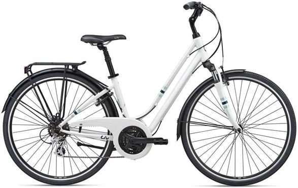 Liv Flourish FS 2 Womens 2020 - Hybrid Classic Bike