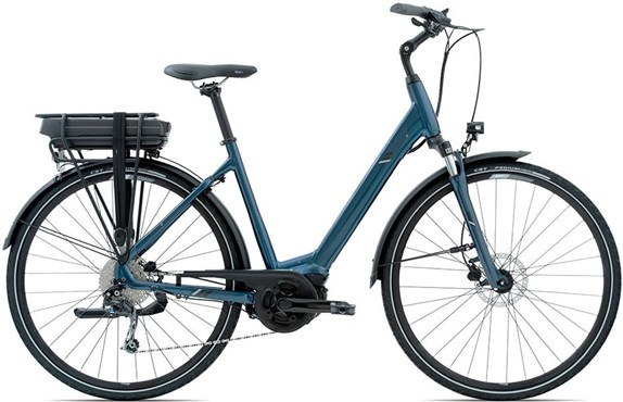 Giant Entour E+ 1 RS Womens 2020 - Electric Hybrid Bike