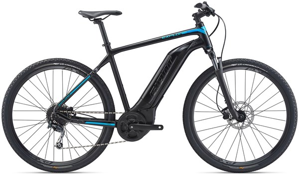 Giant Explore E+ 4  2020 - Electric Hybrid Bike