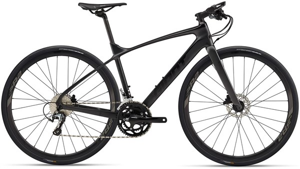 Giant FastRoad Advanced 2 2020 - Road Bike