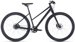 Cube Hyde Pro Trapeze Womens 2020 - Hybrid Sports Bike