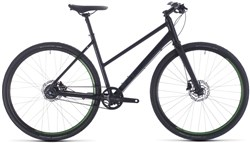 Cube Hyde Race Trapeze Womens 2020 - Hybrid Sports Bike
