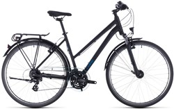 Cube Touring Trapeze Womens 2020 - Touring Bike