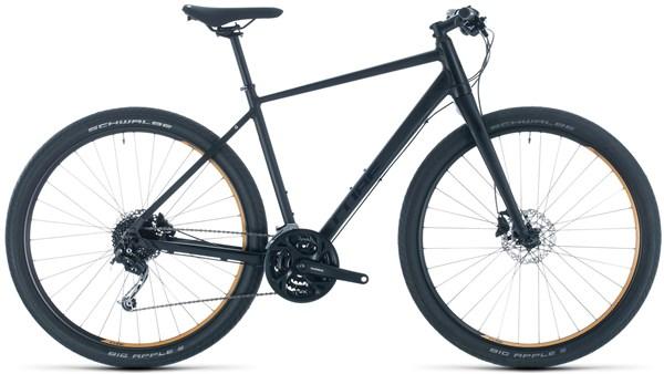 Cube Hyde 2020 - Hybrid Sports Bike