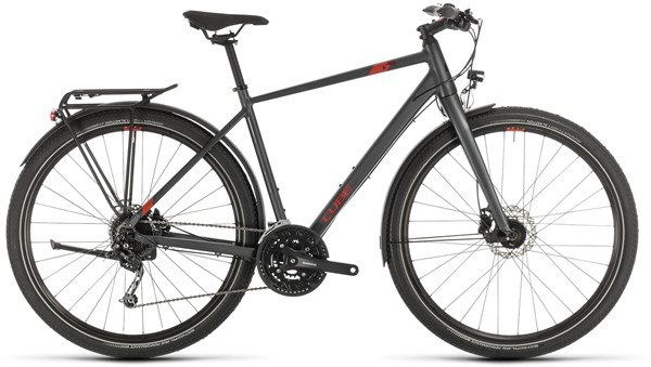 Cube Travel 2020 - Hybrid Sports Bike