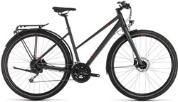 Cube Travel Trapeze Womens 2020 - Hybrid Sports Bike