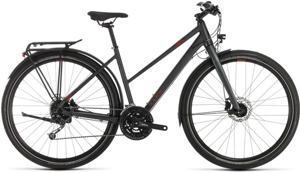 Cube Travel Trapeze Womens 2020 - Touring Bike