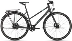 Cube Travel EXC Trapeze Womens 2020 - Hybrid Sports Bike