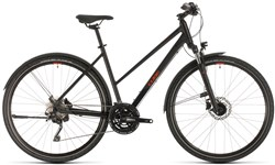 Cube Nature EXC AllRoad Trapeze Womens 2020 - Hybrid Sports Bike