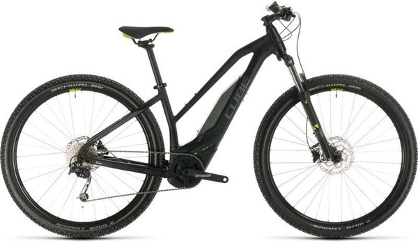 "Cube Acid Hybrid One 400 Trapeze 29"" Womens 2020 - Electric Mountain Bike"