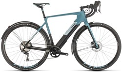 Cube Nuroad Hybrid C:62 SL 2020 - Electric Road Bike