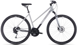 Cube Nature Pro Trapeze Womens 2020 - Hybrid Sports Bike