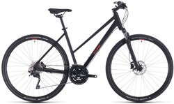 Cube Nature EXC Trapeze Womens 2020 - Hybrid Sports Bike