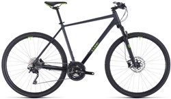 Cube Cross Pro 2020 - Hybrid Sports Bike