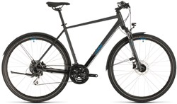 Cube Nature AllRoad 2020 - Hybrid Sports Bike