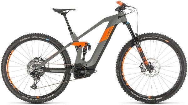"Cube Stereo Hybrid 140 HPC TM 625 29"" 2020 - Electric Mountain Bike"
