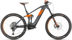 "Cube Stereo Hybrid 160 HPC TM 625 27.5"" 2020 - Electric Mountain Bike"