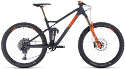 "Cube Stereo 140 HPC TM 27.5""  Mountain Bike 2020 - Trail Full Suspension MTB"