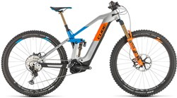 "Product image for Cube Stereo Hybrid  Action Team 140 HPC 625 29"" 2020 - Electric Mountain Bike"