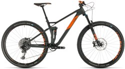"Cube Stereo 120 HPC TM 29""  Mountain Bike 2020 - Trail Full Suspension MTB"
