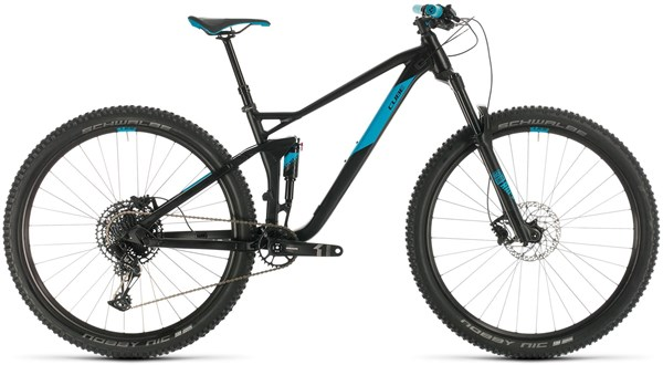 "Cube Stereo 120 Pro 29"" Mountain Bike 2020 - Trail Full Suspension MTB"