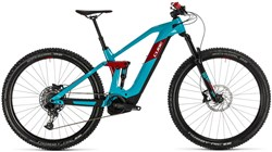 "Cube Stereo Hybrid 140 HPC Race 625 29"" 2020 - Electric Mountain Bike"
