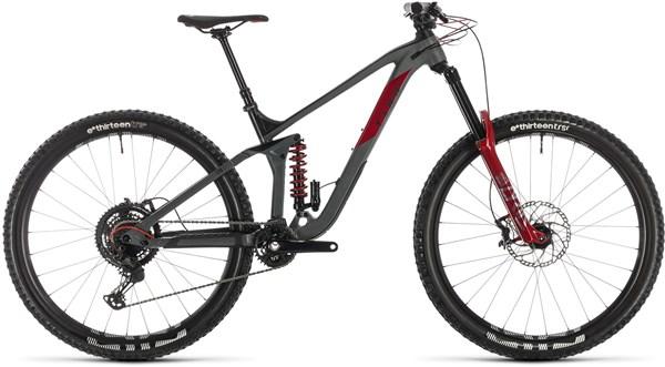 "Cube Stereo 170 TM 29""  Mountain Bike 2020 - Enduro Full Suspension MTB"
