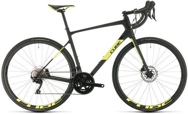 Cube Attain GTC Race 2020 - Road Bike