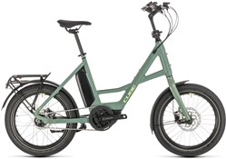 "Product image for Cube Compact Hybrid 20"" 2021 - Electric Hybrid Bike"