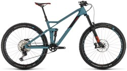 "Cube Stereo 140 HPC Race 27.5"" Mountain Bike 2020 - Trail Full Suspension MTB"