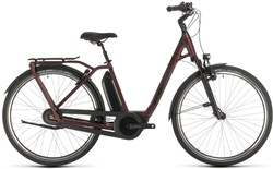 Product image for Cube Town Hybrid EXC 500 Easy Entry Womens 2020 - Electric Hybrid Bike