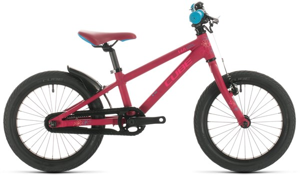 Cube Cubie 160 Girl 16w 2020 - Kids Bike