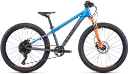 Cube Acid 240 Disc 24w 2020 - Junior Bike