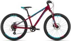 Cube Access 240 Disc 24w 2020 - Kids Bike