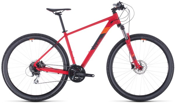 "Cube Aim Race 29"" Mountain Bike 2020 - Hardtail MTB"