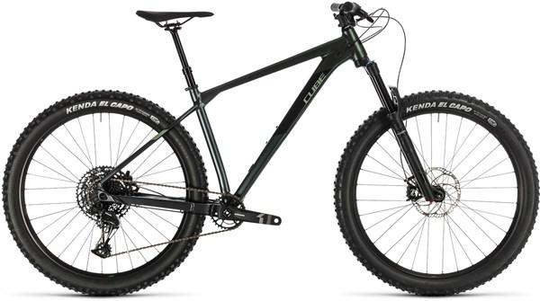 "Cube Reaction TM 27.5"" Mountain Bike 2020 - Hardtail MTB"
