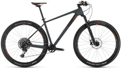 "Cube Reaction C:62 Race 29"" Mountain Bike 2020 - Hardtail MTB"