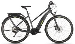 Cube Touring Hybrid EXC 500 Trapeze Womens 2020 - Electric Hybrid Bike